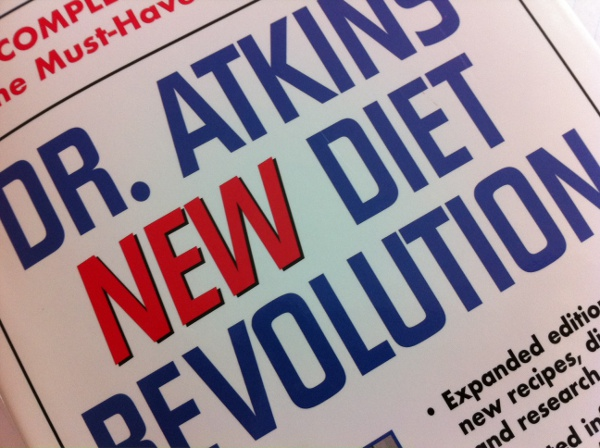 Dr. Atkins' New Diet Revolution Book