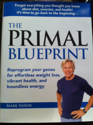 The Primal Blueprint by Mark Sisson, who also writes Mark's Daily Apple blog