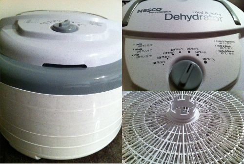 3 Pictures of the Nesco FD-75PR 700-Watt Food Dehydrator