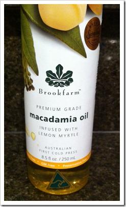 macadamiaoil
