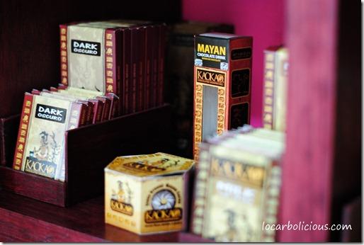 Chocolates Kaokao